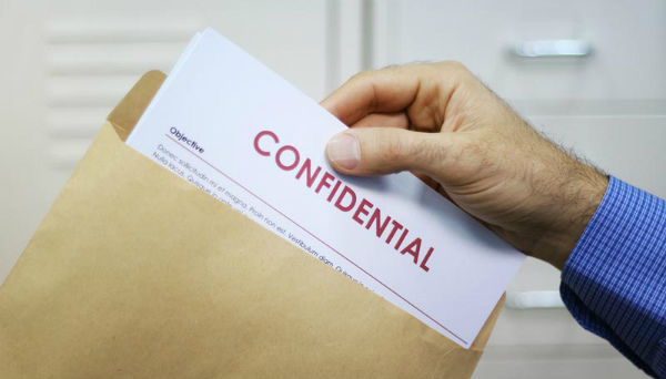 how to destroy confidential documents