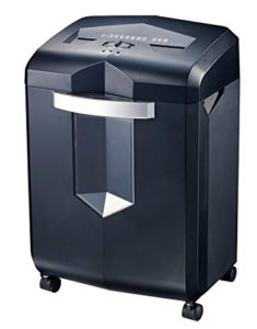 Bonsaii EverShred C149-D Micro-cut 12-Sheet Shredder