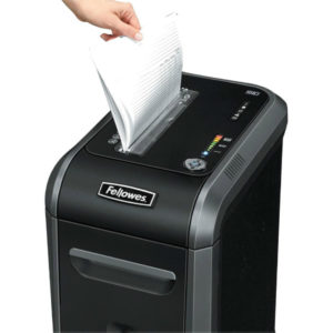 paper shredder with long runtime