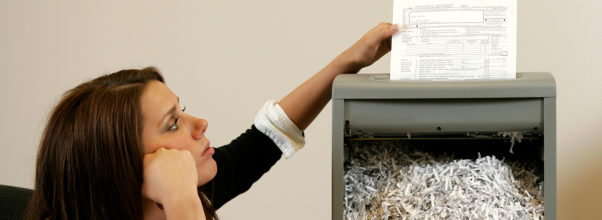 commercial grade paper shredder